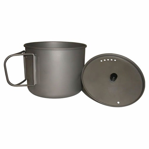 Vargo 900ml Ti-Lite Mug/Cook Pot